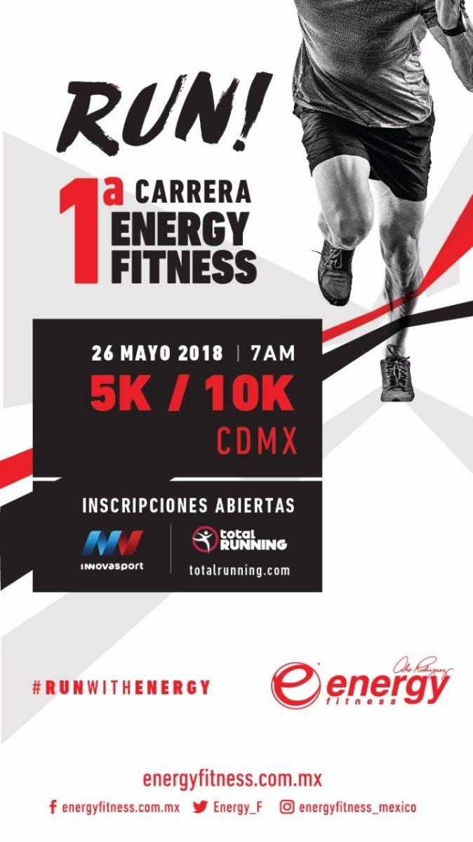 Primera Carrera Energy Fitness