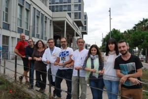 El grupo de investigación Oncobell en sarcomas del Instituto de Investigación Biomédica de Bellvitge (IDIBELL).