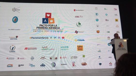 Más de 300 organizaciones piden a los candidatos a la Presidencia de la República firmar el Pacto por la Primera Infancia