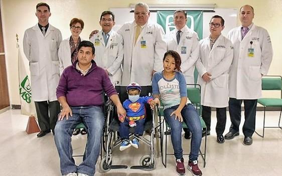 Se trata del primer procedimiento exitoso de este tipo en Nuevo León, en el que un padre donó una porción de hígado a su hijo de 7 años.