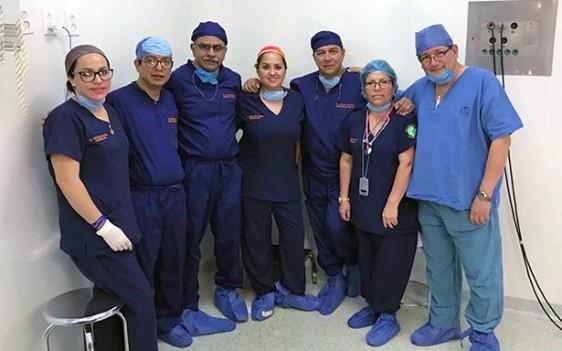 Especialistas del Hospital General de Zona No. 11 de Xalapa utilizan técnica de extracción de riñón que permite la recuperación del donador en poco tiempo.