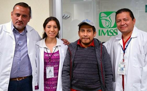 Rafael padecía una enfermedad renal terminal y estaba confinado a tratamiento de hemodiálisis.