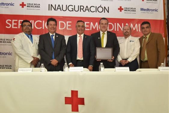 Se habilitaron 13 ambulancias de Cruz Roja Tijuana con el equipamiento necesario para atender a las personas y facilitar la coordinación con el hospital, de esta manera se agiliza todo el proceso de reacción ante una alerta cardíaca.