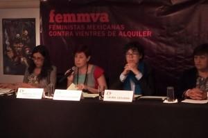 De izquierda a derecha: Rocío Fernández, Atenea Acevedo y Laura Lecuona