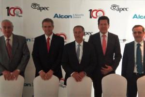 La APEC realizará 1,000 cirugías de catarata a $10,000 pesos.