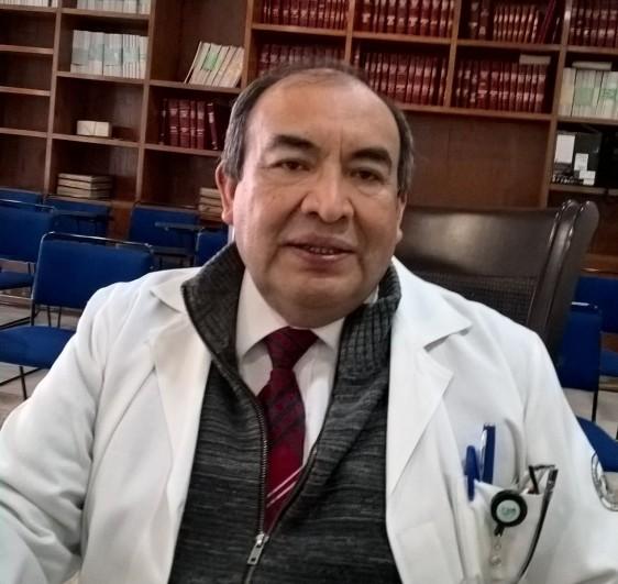 Dr. Onésimo Zaldívar Reyna