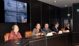 Ana Cristina King Martínez, jefa de la división de ortopedia