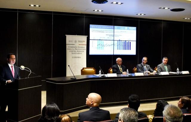 Comisionado Federal para la Protección Contra Riesgos Sanitarios, Julio Sánchez y Tepoz