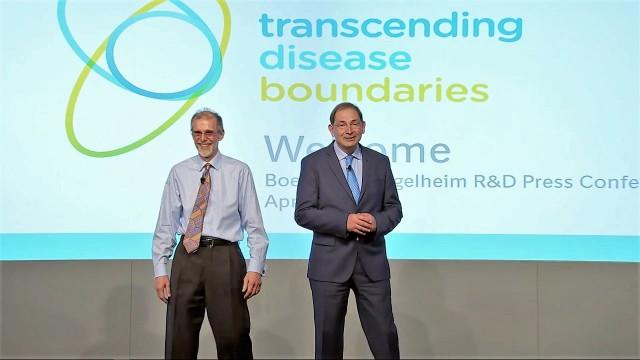 Conferencia de prensa de investigación y desarrollo de Boehringer Ingelheim