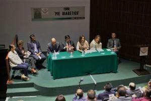 """Comisión de Salud firma """"Alianza por el Pie Diabético"""", con instituciones médicas, civiles y universitarias"""