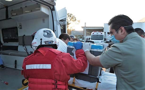 """En este año, el Hospital General del CMN """"La Raza"""" ha realizado cinco trasplantes de corazón, nueve de hígado, 40 de riñón y 125 de córneas."""