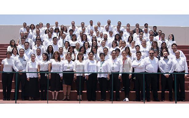 Esta oficina recibió la distinción por la mejora en los servicios administrativos que brinda a más de 160 mil asegurados y patrones al año en 66 municipios del Estado de México.