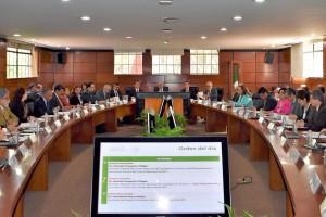 Se concretaron avances en la Primera Reunión Ordinaria del Comité Nacional de Arranque Parejo en la Vida.
