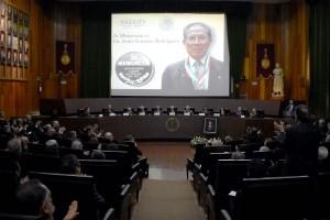 In Memoriam del Dr. Jesús Kumate Rodríguez