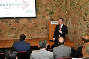 Julio Sánchez y Tépoz participó en la Tercera Asamblea General Ordinaria de la ANADIM