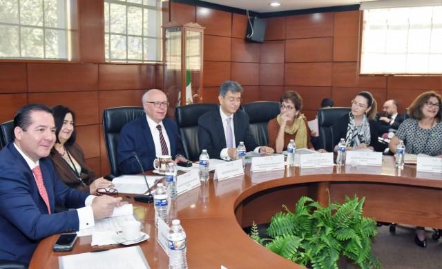 El Secretario de Salud, José Narro, encabezó la sesión del Consejo Nacional para la Prevención y el Control del Sida