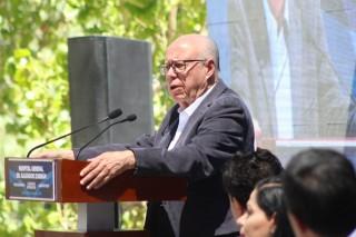 Esta infraestructura contribuirá a la reducción de la mortalidad por enfermedades cardíacas: Narro Robles
