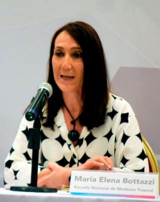 doctora María Elena Bottazzi
