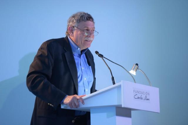 Doctor Eric Lander, director y fundador del Broad Institute de Harvard y el MIT