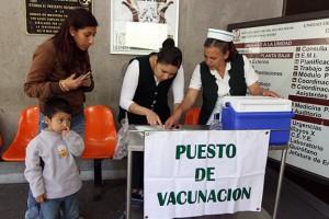 Fueron instalados dos mil 678 puestos de vacunación en todo el país, con horarios de atención de 8:00 a 20:00 horas.