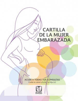 Cartilla de la Mujer Embarazada del IMSS