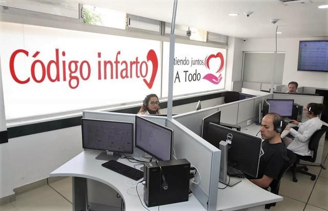 Se otorga atención inmediata a pacientes que llegan al servicio de Urgencias por afecciones cardiovasculares.