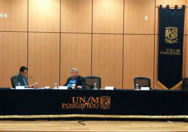Atendiendo la invitación que recibie de Fundación Carlos Slim (FCS) para visitar México, Eric Lander dictó conferencia en la Universidad Nacional Autónoma de México (UNAM).