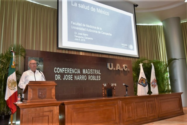 Dr. Jóse Narro Robles
