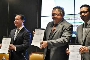 El acuerdo entre COFEPRIS, SEMARNAT y SAGARPA agilizará el otorgamiento de registros sanitarios a estos productos.