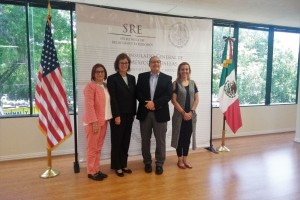 Consulado General de México en Dallas | Etiqueta