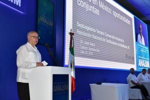 El Secretario de Salud inauguró la 73 Convención Anual de la Asociación Nacional de Distribuidores de Medicinas, A.C.