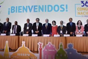 El Secretario de Salud, José Narro, inauguró el 36 Congreso Nacional de Pediatría