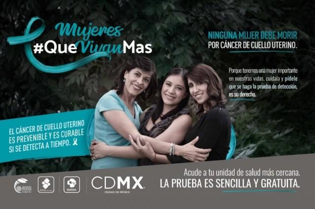 Campaña #QueVIVANmas