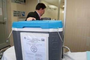 Paciente de 52 años de edad, con cardiopatía isquémica, recibirá el órgano.
