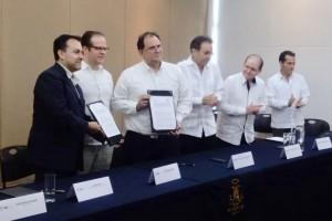 Nestlé Nutrición y la Universidad Marista de Mérida firmaron un convenio en materia académica y científica.