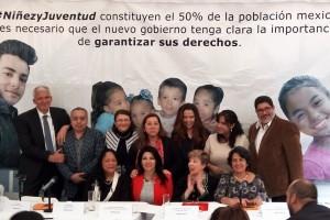 Organizaciones de la sociedad civil y organismos de derechos humanos y derechos de la niñez, adolescencia y juventud hacen un llamado al presidente electo, Andrés Manuel López Obrador, y a su gabinete para que los coloque como prioridad en su plan de gobierno.