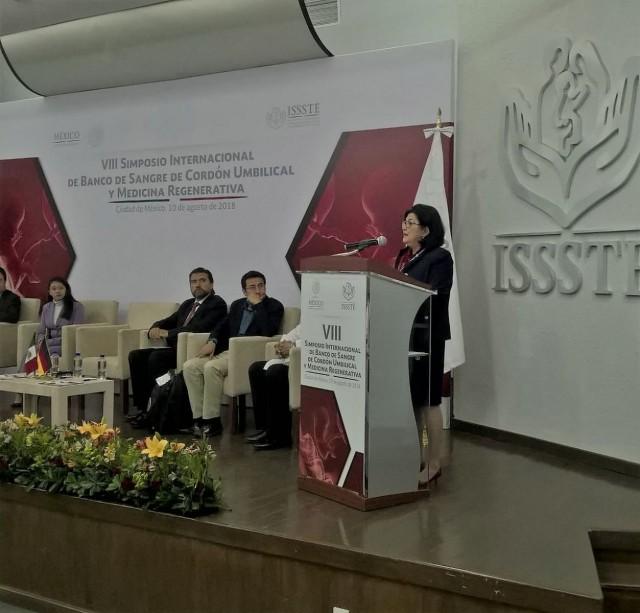Rojo Medina, recalcó, se seguirán impulsando proyectos de investigación interinstitucional y multidisciplinarios en el futuro, que permitan aprovechar su aplicación en otras especialidades, además de la hematología.