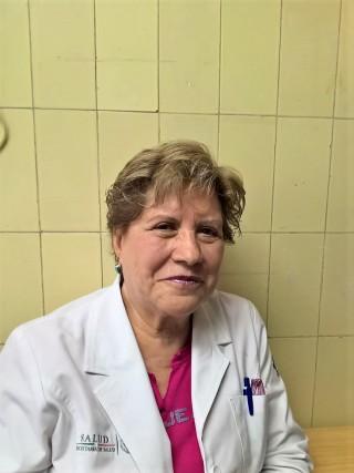 doctora Patricia Pérez Ríos