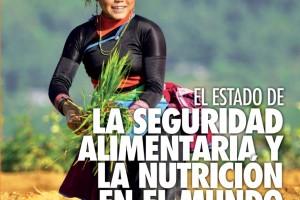 El estado de la seguridad alimentaria y la nutrición en el mundo 2018,  ponen de manifiesto nuevos desafíos para poner fin al hambre, la inseguridad alimentaria y todas las formas de malnutrición. Existe una necesidad urgente de acelerar y ampliar la escala de las acciones que refuerce la resiliencia y la capacidad de adaptación de las personas y sus medios de vida a la variabilidad y las condiciones extremas del clima.