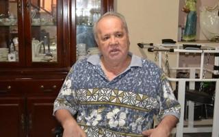 Originario de Guaymas, Sonora, el derechohabiente estuvo postrado dos años por la parálisis que le produjo el síndrome de Guillain-Barré.