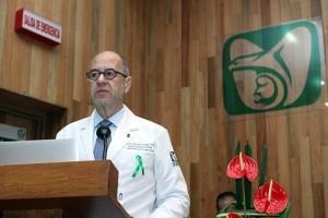 José de Jesús Arriaga Dávila, Director de Prestaciones Médicas del IMSS