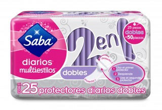 Saba Diarios Multiestilos Dobles