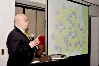 El Secretario de Salud participó en la Reunión Nacional de este programa