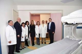 En la División de Radiología e Imagen del Instituto, anualmente se realizan aproximadamente 7,500 estudios de ultrasonografía.