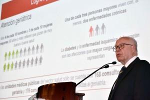 El Secretario de Salud, José Narro, dictó la conferencia Experiencias del ejercicio de la ética y bioética