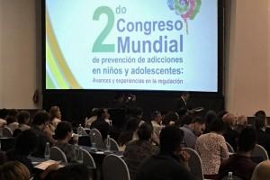 Privilegiar la prevención dentro de las políticas públicas, constituye un importante instrumento para evitar que grupos vulnerables de la población inicien en el consumo de drogas, indicaron especialistas de 30 naciones.