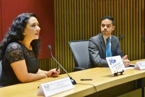 Guadalupe Soto Estrada y Jorge Baruch Díaz Ramírez