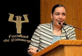 Paloma A. Roa Rojas, doctora en Neurociencias por la UNAM y especialista del Instituto Nacional de Geriatría