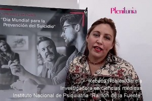 Convocan a trabajar unidos en implementar estrategia nacional de prevención del suicidio en México