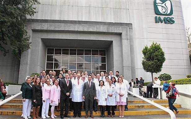 En la actual administración, se ha destinado dicho monto a esta unidad médica en el sur de la Ciudad de México, en la que se atiende a más de 520 mil derechohabientes.